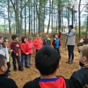 On the Trail with Grade 3 by Tanya Creamer