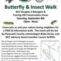 9/8/18 Butterfly and Insect Walk
